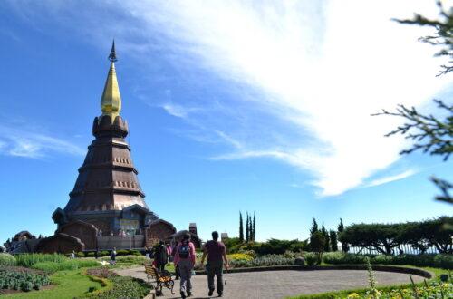 inthanon pagoda