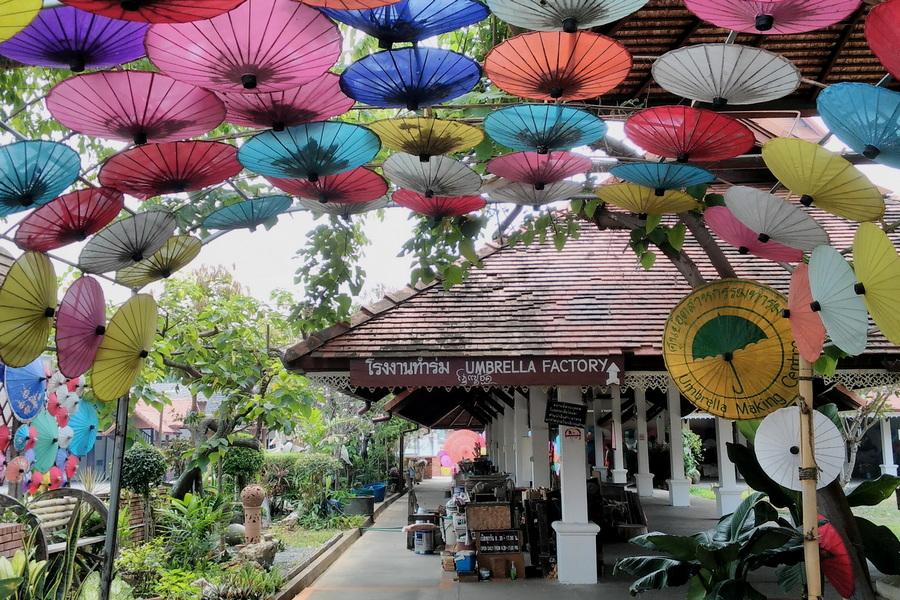 shopping umbrella