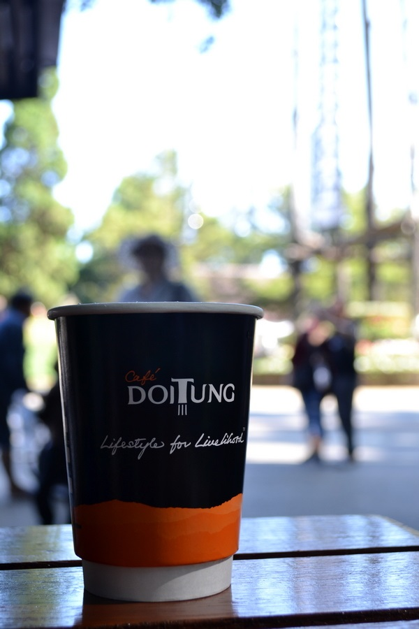 doi tung coffee